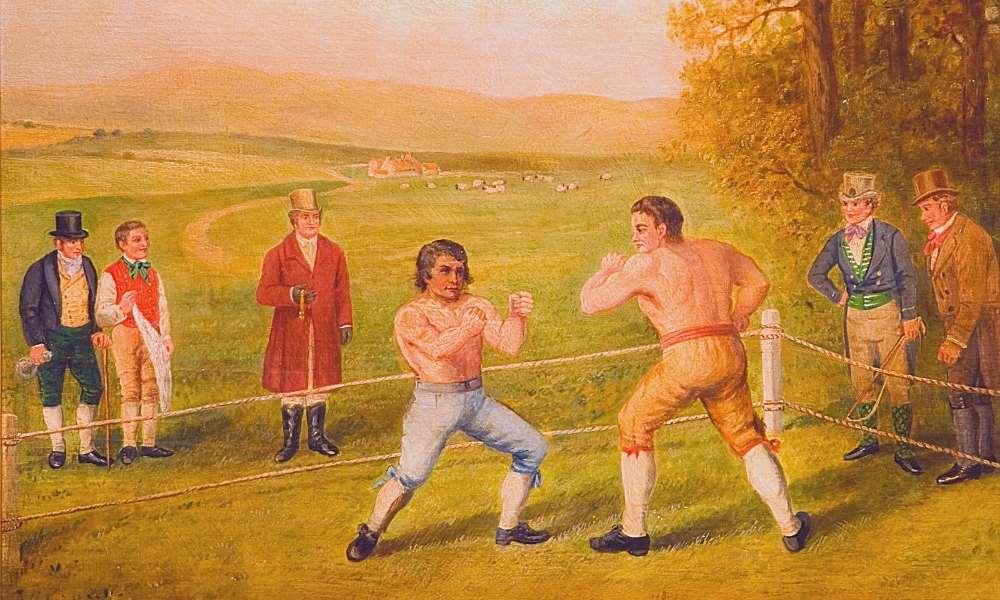 two-men-fighting-work-v-life-balance